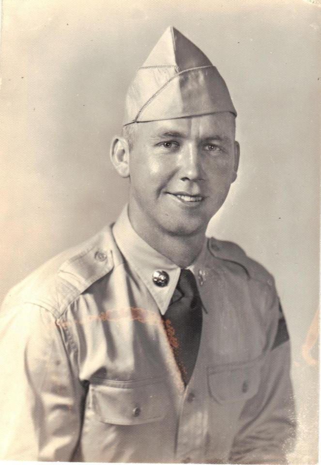 Harold Peterson US Army