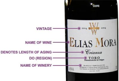spanish-wine-label